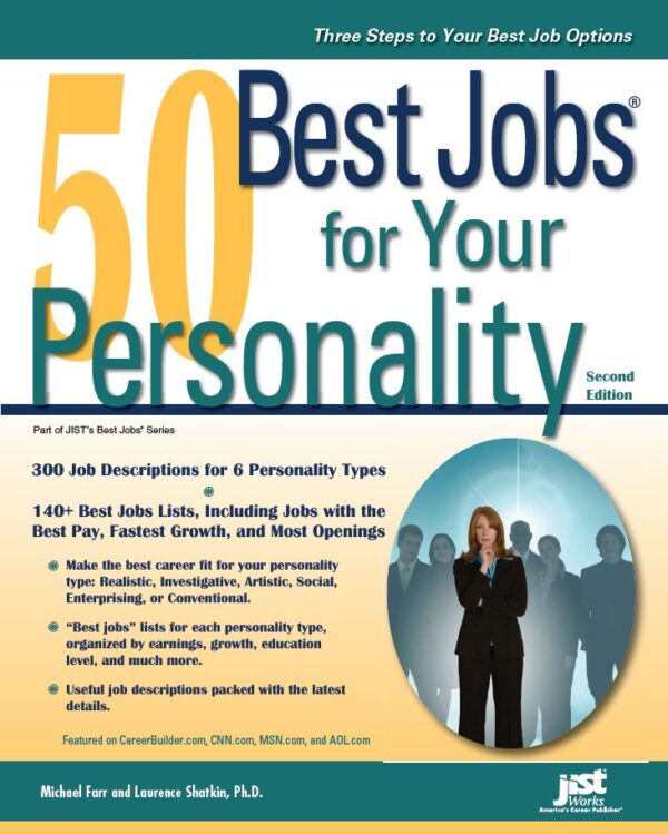 50 Best Job for your Personality