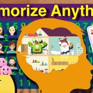 Memorize Easily and Fast