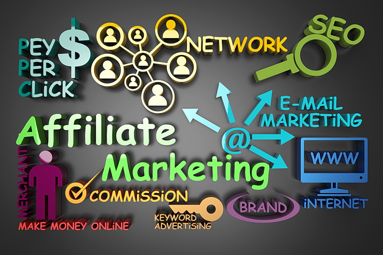 Affiliate Marketing 100; What are the Ways I Can Make Money Online?