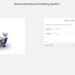 Automated Result Grading System