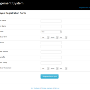 PENSION MANAGEMENT SYSTEM