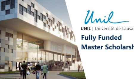 Latest International Scholarship – UNIL Master's grants Scholarship