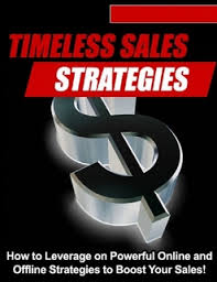 Timeless Sales Strategies