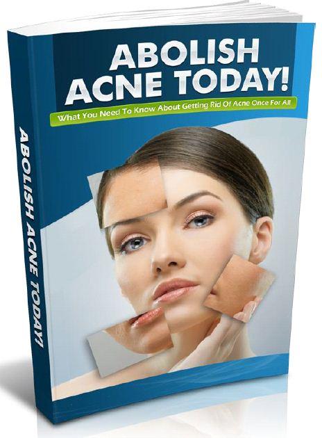 Abolish Acne today