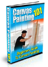 Canvas Painting 101!