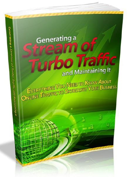 Generating a Stream of Turbo Traffic and Maintaining It.