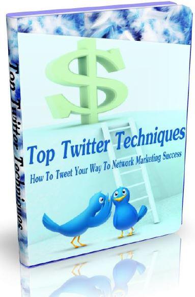 Top Twitter Techniques