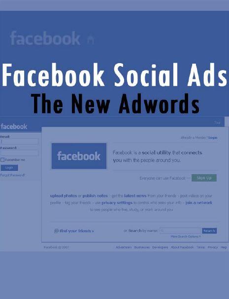facebook social ads