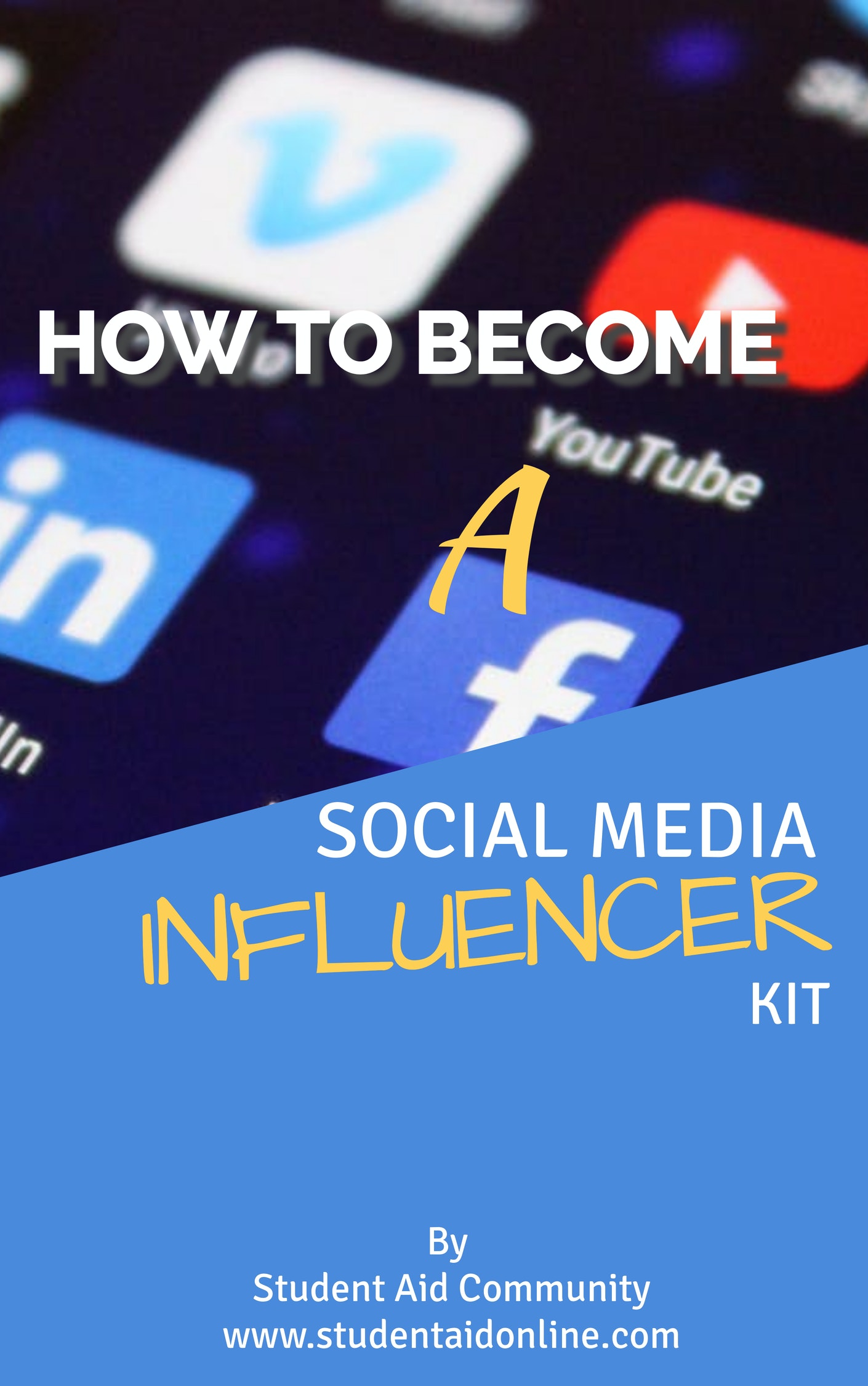 How to become a social media inflencer